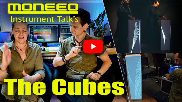 Instrument Talks - Cubes